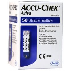 ACCU-CHEK AVIVA BRK RETAIL 50 STRISCE MISURAZIONE GLICEMIA