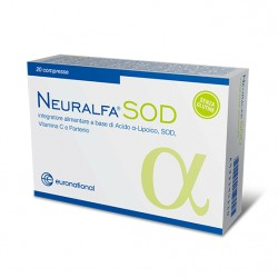 NEURALFA SOD 20 COMPRESSE 1000 MG