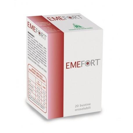Emefort 20 Bustine Monodose Orosolubili Farmacia 10elode