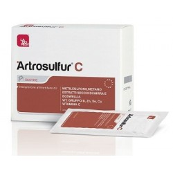 ARTROSULFUR C 28 BUSTE