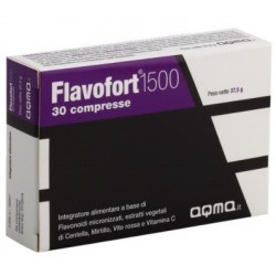FLAVOFORT 1500 30 COMPRESSE