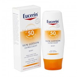EUCERIN SUN LOTION LIGHT SPF 50 150 ML