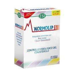NORMOLIP 5 60 CAPSULE OFFERTA SPECIALE