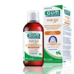 GUM PAROEX 0,2 COLLUTORIO CHX 300 ML