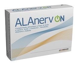 ALANERV ON 20 CAPSULE