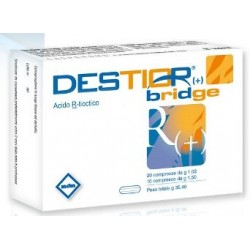 DESTIOR BRIEGE 20+10 COMPRESSE BLISTER 35,40 G