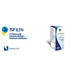 TSP 0,5% TS POLISACCARIDE SOLUZIONE OFTALMICA 10 ML