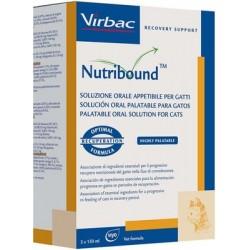 NUTRIBOUND SOLUZIONE ORALE APPETIBILE GATTI 3 FLACONI X 150 ML