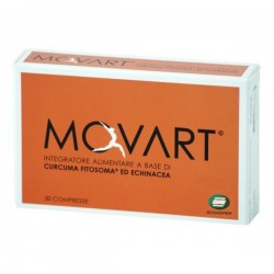 MOVART 30 COMPRESSE ASTUCCIO 39 G