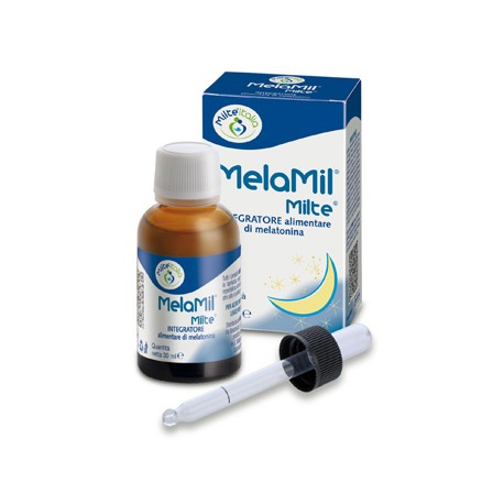 MELAMIL MILTE 1 MG/4 GOCCE 30 ML