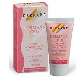 DERMANA CP18 CR 50ML