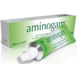 AMINOGAM GEL COADIUVANTE RIPARAZIONE TESSUTI OROGENGIVALI 15 ML