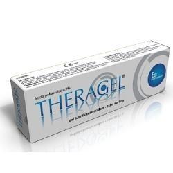THERAGEL GEL OFTALMICO 10G