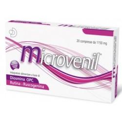 MICROVENIL 20 COMPRESSE 1150 MG