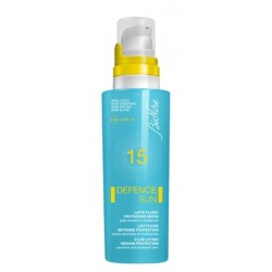 DEFENCE SUN 15 LATTE FLUIDO PROTEZIONE MEDIA 125 ML