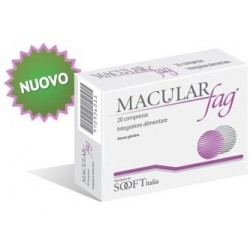 MACULAR FAG 20 COMPRESSE