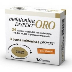 MELATONINA DISPERT ORO 24