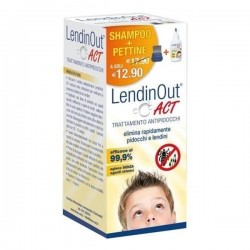 LENDINOUT ACT ANTIPIDOCCHI 150 ML