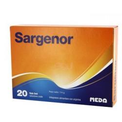SARGENOR 20 FIALE DA 5 ML