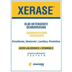 XERASE OLIO DETERGENTE 500 ML