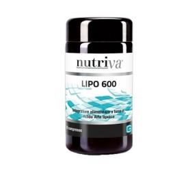 NUTRIVA LIPO 600 30 COMPRESSE 900 MG