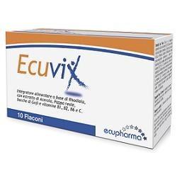 ECUVIX 10 FLACONCINI 10 ML