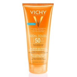 IDEAL SOLEIL GEL WET CORPO SPF50 200 ML