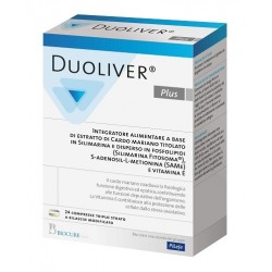DUOLIVER PLUS 24 COMPRESSE