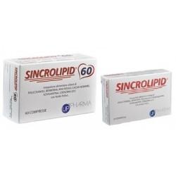 SINCROLIPID 60 COMPRESSE