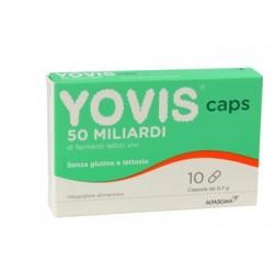 YOVIS CAPS 10 CAPSULE