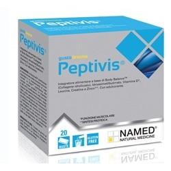 PEPTIVIS LIMONE 20 BUSTE