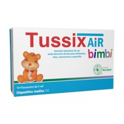 TUSSIX AIR BIMBI 10 FLACONI X 5 ML