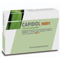 CAPIDOL NERV 20 COMPRESSE GASTROPROTETTE