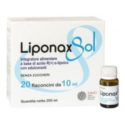 LIPONAX SOLUZIONE 20 FLACONCINI 10 ML