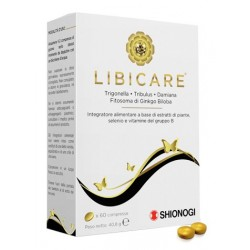 LIBICARE 60 COMPRESSE
