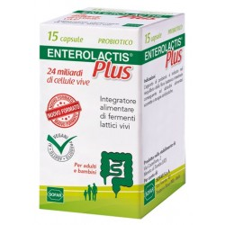 ENTEROLACTIS PLUS 15