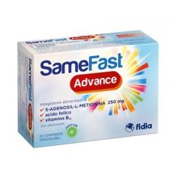 SAMEFAST ADVANCE 20 COMPRESSE