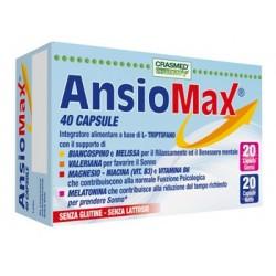 ANSIOMAX 20 CAPSULE ROSA + 20 CAPSULE