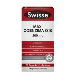 SWISSE MAXI COENZIMA Q10 200 MG 30