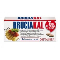 BRUCIAKAL 7 DAYS 14 COMPRESSE