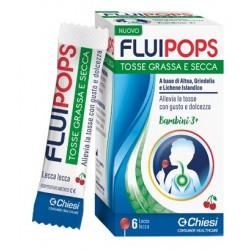 FLUIPOPS 6 LECCA LECCA GUSTO CILIEGIA PER