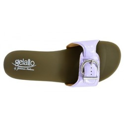 PLANTARE INDOSSABILE IN GEL ZOCCOLETTO SOLE MIO LILAC 37/38