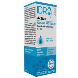 GOCCE OCULARI STERILENS IDRA ACTIVE 10 ML CON ACIDO IALURONICO