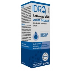 GOCCE OCULARI STERILENS IDRA ACTIVE HD PLUS 10 ML CON ACIDO IALURONICO
