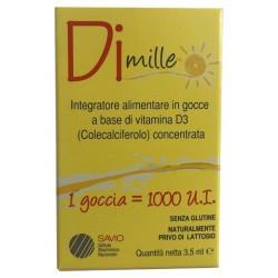 DIMILLE GOCCE 3,5