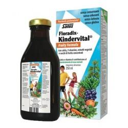 KINDERVITAL FRUITY FORMULA POTENZIATA PER RAGAZZI 250