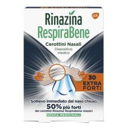 RINAZINA RESPIRABENE CEROTTINO EXTRA FORTE 30