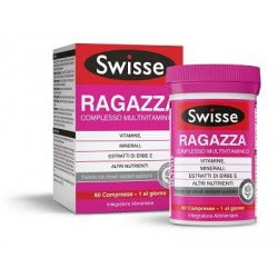 SWISSE MULTIVITAMINICO RAGAZZA 60