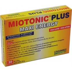 MIOTONIC PLUS MAXI ENERGY 30