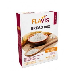 MEVALIA FLAVIS BREAD MIX 500